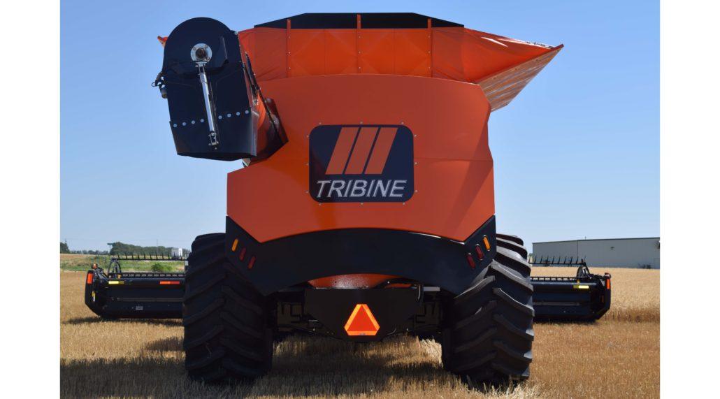 Tribine Rear Track