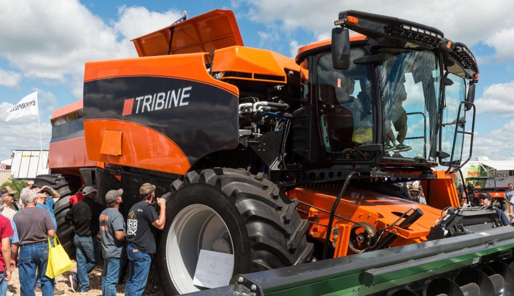 Tribine - Farm Industry News - FPS Booth